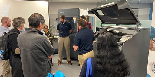 Lunch & Learn - What's New in Additive Manufacturing - Richmond, BC