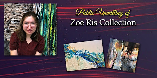 Public Unveiling of New Consigner Zoe Ris' Collection