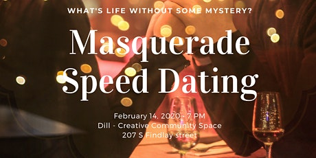 Mystery Speed Dating tickets