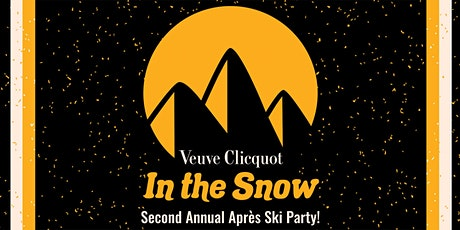 Veuve Clicquot in the Snow 2020 tickets