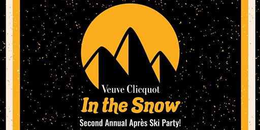 Veuve Clicquot in the Snow 2020