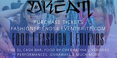 Fashion Friends 4 tickets