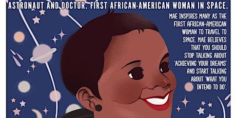 Meetup & attend Dr. Mae Jemison's Talk (org. by Enoch Pratt Library) tickets