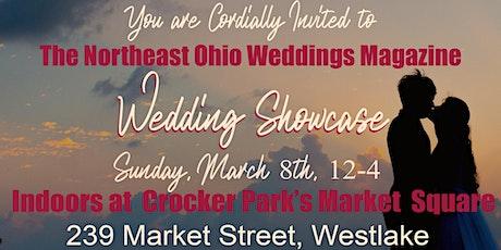 The Northeast Ohio Weddings Magazine Wedding Showcase tickets
