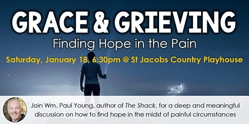 Grace & Grieving - Finding Hope in the Pain