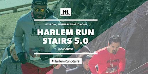 Harlem Run Stairs 5.0