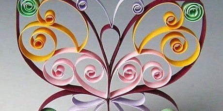 Paper Quilling For Beginners tickets