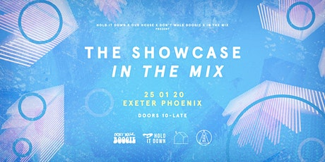 The Showcase: In The Mix tickets