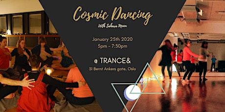 Cosmic Dancing tickets