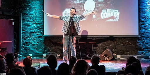 The Shoe Cake Comedy Showcase + The Discount Comedy Checkout