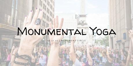 Monumental Yoga 2020 tickets