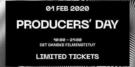 PRODUCERS´	 Day (incl. Dinner) billets