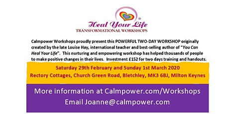 Take a Leap and March Forward a Heal Your Life (R) Transformation Workshop tickets