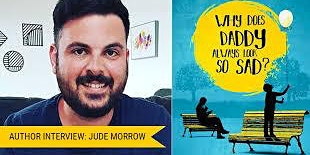 An evening with author  Jude Morrow