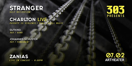 303 presents Stranger, Charlton live Tickets