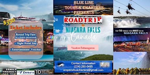 Road Trip & Vacation to Niagara Falls
