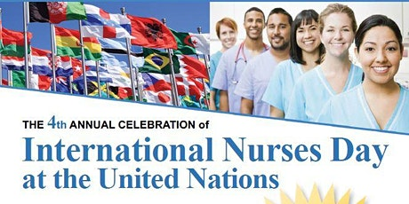 4th International Nurses Day at the United Nations  tickets