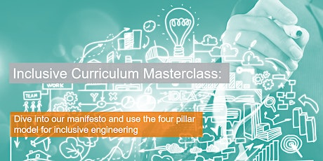 Inclusive Curriculum Masterclass tickets