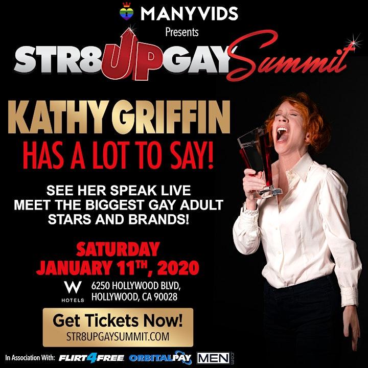 Str8UpGay Summit- Fan Show! image