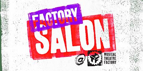 February Factory Salon tickets