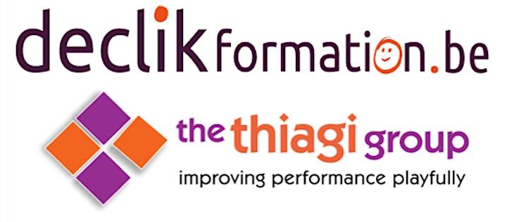 Image pour ANNULÉ !!! Techniques interactives en formation avec Thiagi /niveau avancé