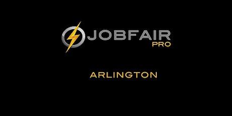 Arlington Job Fair February 20th Holiday Inn Arlington Ne-Rangers Ballpark tickets