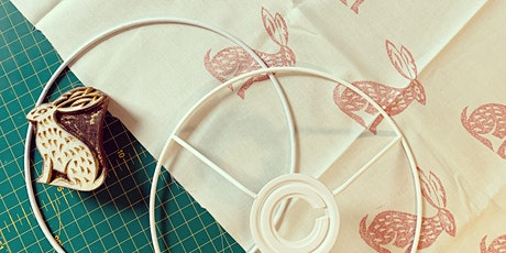 Print and Make Your Own Lampshade Workshop tickets