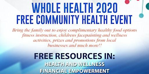 Whole Health 2020