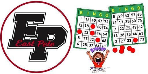 EPES PTO Pick Your Prize Bingo