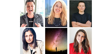 Forward Thinking Founders Meetup tickets