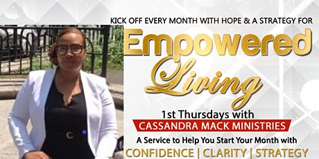 1st Thursdays Live In New York City With Cassandra Mack Ministries tickets