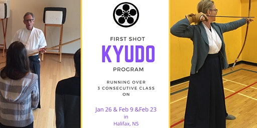 Kyudo First Shot Program