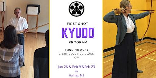 Kyudo First Shot Program