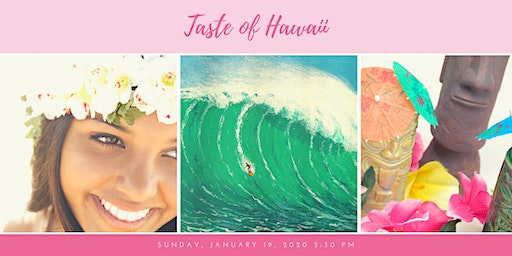 Taste of Hawaii - Luau Event