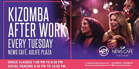Kizomba After Work tickets