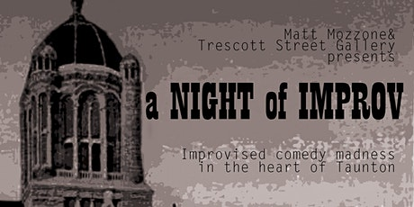 a Night of Improv in Taunton tickets
