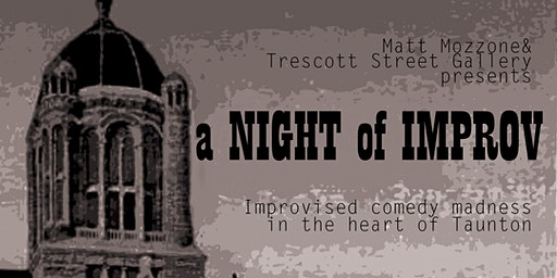 a Night of Improv in Taunton