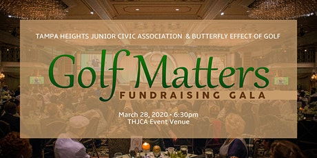 Golf Matters Fundraiser Hosted By THJCA & Butterfly Effect of Golf, Inc tickets