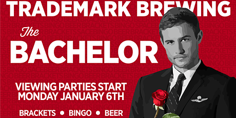 BACHELOR MONDAYS at TRADEMARK BREWING tickets