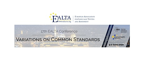 EALTA 2020 Conference tickets