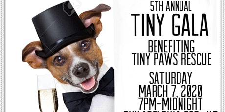 5th Annual TINY GALA tickets
