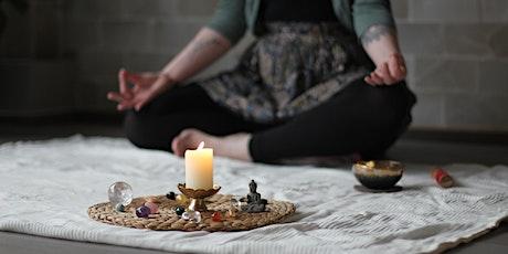 Lass uns reisen - ein Meditationsabend Tickets