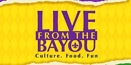 IAmFugginAmazin Presents: Live From The Bayou tickets