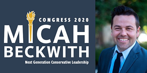 Beckwith for Congress - Back to Basics!