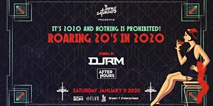 Roaring 20's | Royale Saturdays | 1.11.20 | 10:00 PM |...