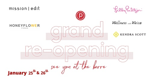 Pure Barre Bethesda 6th Birthday Party and Grand Re-Opening Celebration