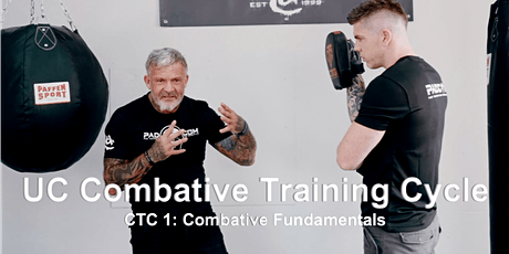 UC Combative Training Cycle CTC 1: Foundation I tickets