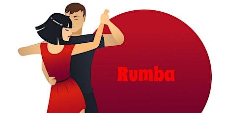 Rumba Group Class - 6 Weeks tickets