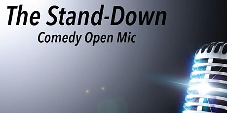 The Stand-Down Open Mic tickets
