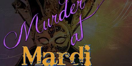Mardi Gras Murder Mystery tickets
